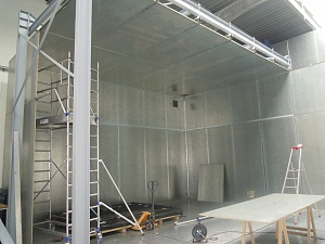 cage de faraday construction